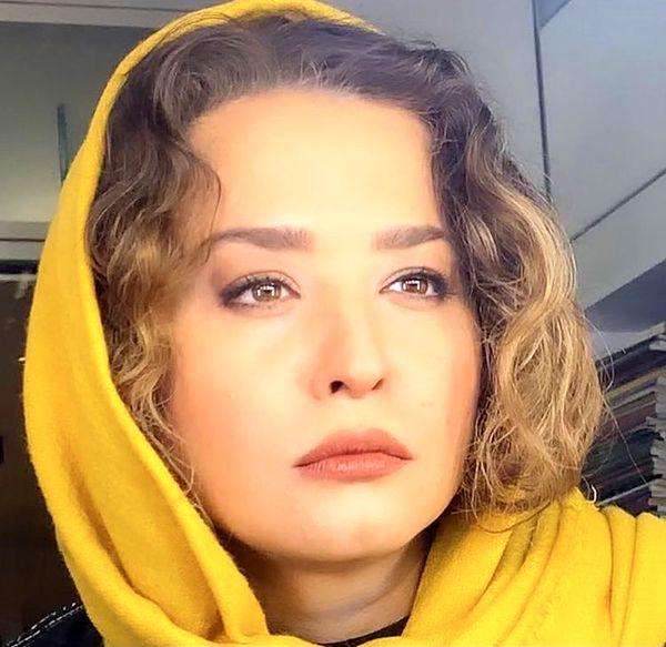 مهراوه شریفی نیا چقر جدی شده + عکس
