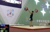 شرایط وزنهبرداری برای حضور در بازیهای آسیایی+ عکس