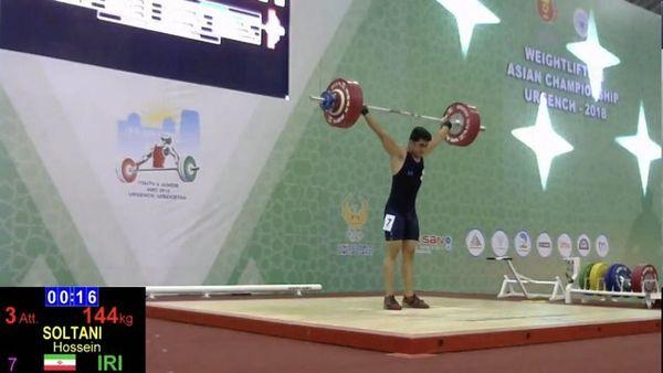 اعلام ترکیب وزنهبرداران اعزامی به جاکارتا
