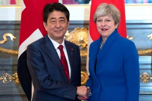 ژاپن: پذیرای انگلیس در TPP هستیم