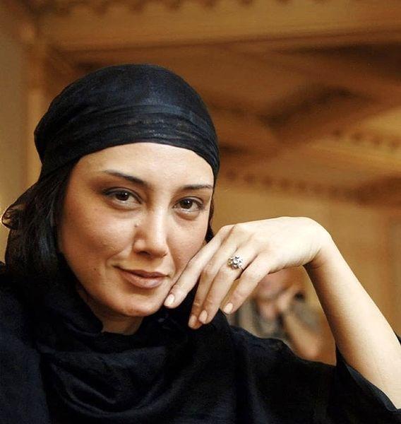 چهره بدون گریم هدیه تهرانی + عکس