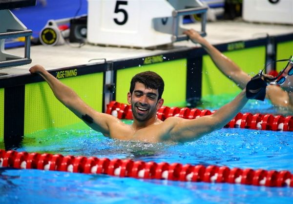 وعده و تهدید شاهین شنای ایران