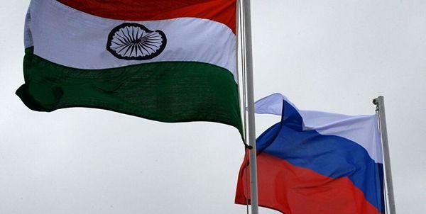 رایزنی وزرای خارجه هند و روسیه درخصوص ایران و اوضاع غرب آسیا