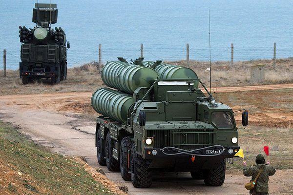 ترکیه: خرید اس ۴۰۰ از روسیه قطعی است