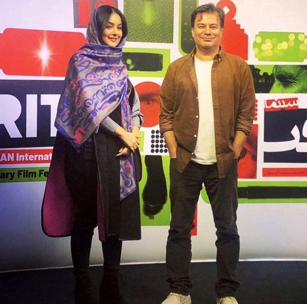 پیمان قاسم خانی و همسر دومش + عکس