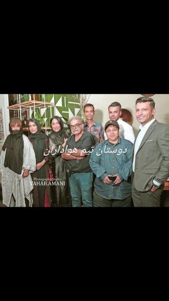 تیم هواداران حمید لولایی + عکس