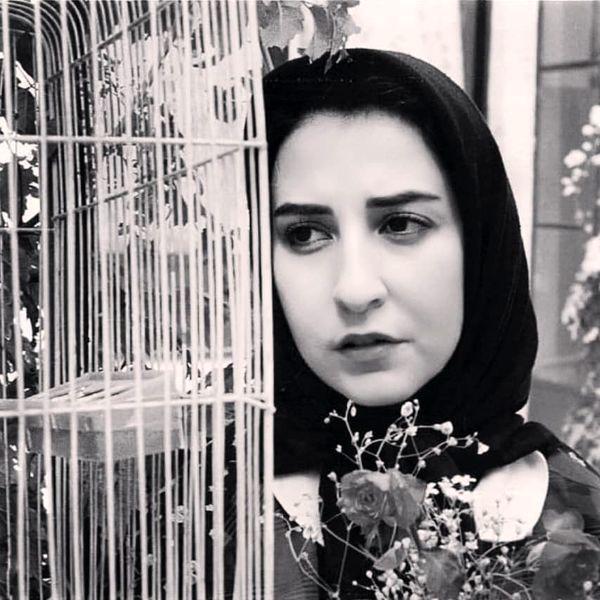 مرجانه گلچین در زمان جوانی اش + عکس