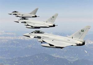 جنگندههای سعودی فرودگاه صعده را بمباران کردند