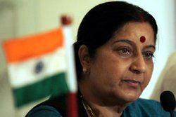 وزیر خارجه هند سفر به سوریه را به تعویق انداخت