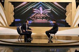 سپند امیرسلیمانی روی آنتن برای اولین بار طلاقش را علنی کرد