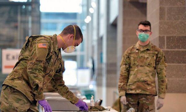 نخستین سرباز آمریکایی بر اثر ابتلا به کروناویروس جان باخت