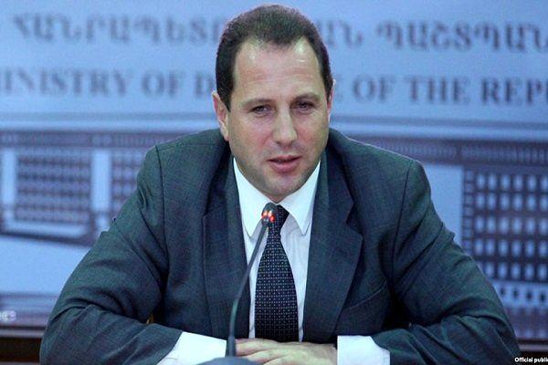 ارمنستان نیازی به خرید سلاح های آمریکایی ندارد