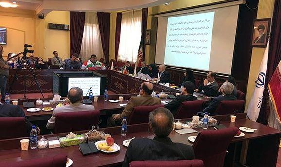 نشست رییس IPC و پارالمپینهای ایران