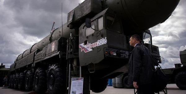آزمایش یک موشک قاره پیما با برد 6200 مایل توسط روسیه