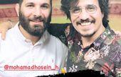 حرف دل حسین سلیمانی + عکس