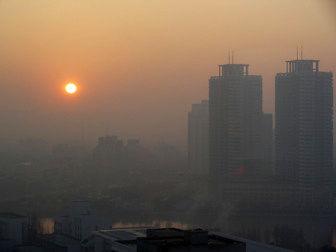 بی توجهی دولت به شرایط بحرانی هوای پایتخت