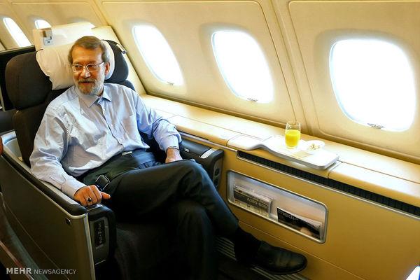 لاریجانی در رأس امور مجلس