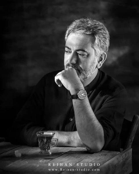 محمدرضا هدایتی از نگاه یک عکاس حرفه ای