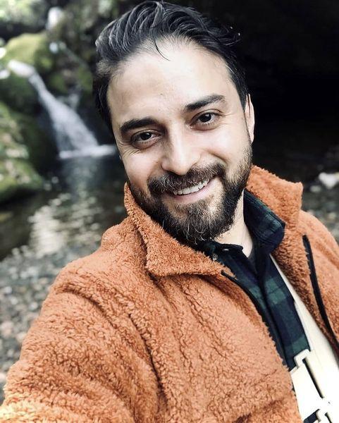 حال خوب بابک جهانبخش بعد از جراحی قلبش + عکس