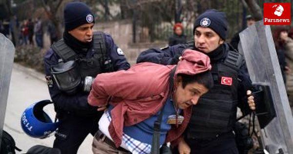"""بازداشت ۷۴۰ تن در ترکیه به اتهام ارتباط با """"پ.ک.ک"""""""