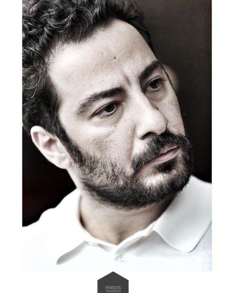 و بازهم چهره جدی و خشک نوید محمدزاده + عکس