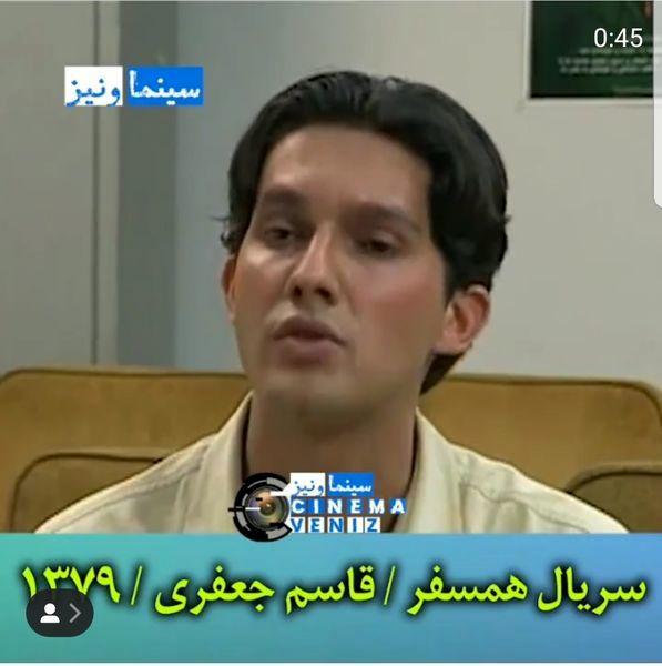 وقتی حامد بهداد خیلی لاغر و جوان بود+عکس