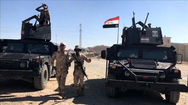 کشف انبار بزرگ حاوی بمب و داعش در الانبار