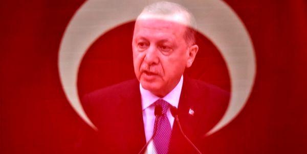 تشکیل ارتش توران توسط اردوغان