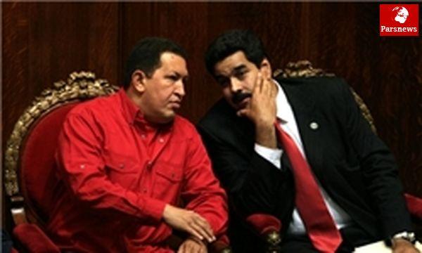 نیکولاس مادورو رئیسجمهور ونزوئلا شد
