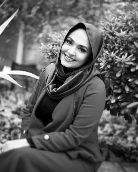 لبخند خاص فریبا باقری+عکس