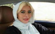 تشکر فریبا نادری از دکتر پوست و تناسب اندامش! عکس