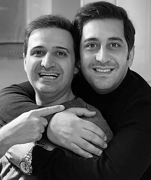 عاشقانه هایی از برادران شیخ زاده + عکس