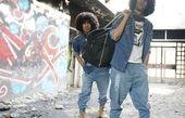 تیپ جنجالی دوقلوهای پایتخت + عکس