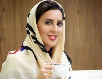 تبریک تولد علی اوجی به سبک «لیلا بلوکات» /عکس