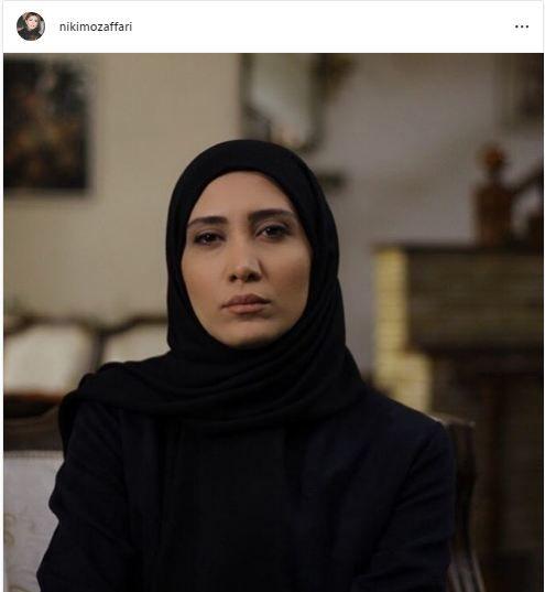 بازیگری دختر مجید مظفری+عکس