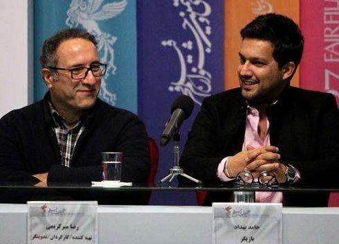 حامد بهداد و رنج هایش در فیلم «قصر شیرین» + عکس