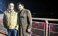 عکس های پسران شهاب حسینی و پریچهر قنبری