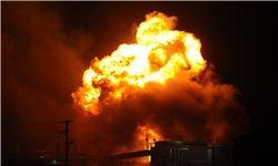 3 مصدوم براثر انفجار گاز در اسلامشهر تهران
