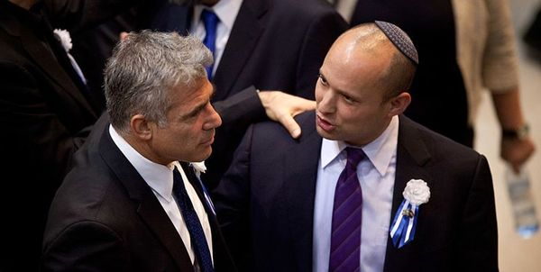 آخرین دیدار مخالفان کابینه نتانیاهو با هم