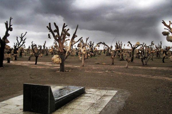 ترسناک ترین مکان های دیدنی ایران + تصاویر