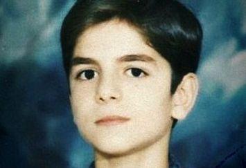 عکس نوجوانی اتوکشیده عباس غزالی