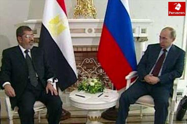 روابط سیاسی میان روسیه و مصر عمیق تر می شود