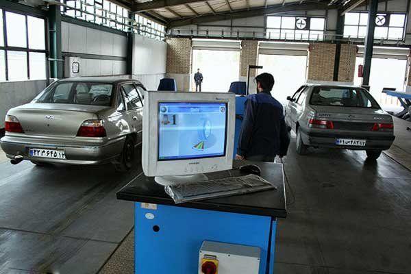 اخذ معاینه فنی صحیح سهم شهروندان در کاهش آلودگی هوا است