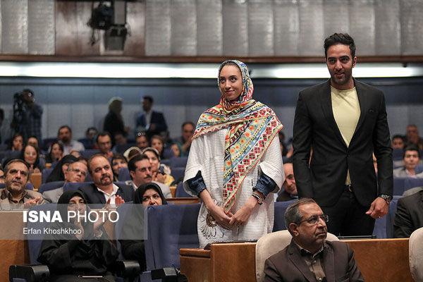 تیپ تابستانی کیمیا علیزاده+عکس