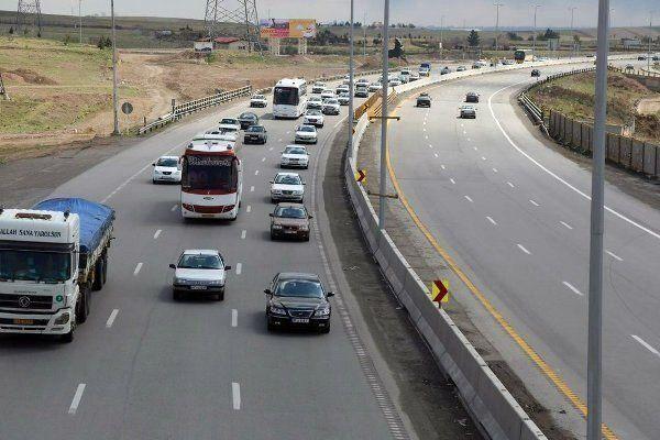 پیش بینی ترافیک عصرگاهی در محورهای خروجی پایتخت