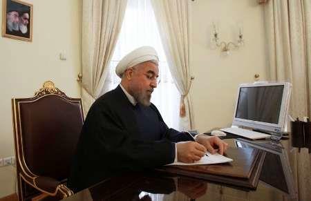 رییس جمهوری درگذشت مادر شهیدان محمدی را تسلیت گفت