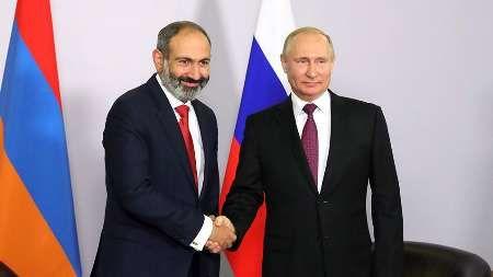 نخست وزیر جدید ارمنستان خواستار گسترش روابط با روسیه شد