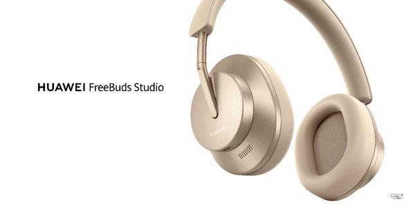 هوآوی با هدفون FreeBuds Studio به جنگ رقیبان بزرگ میرود