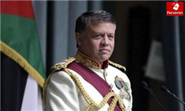 سفر محرمانه پادشاه اردن به سوریه