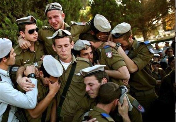 توییتر:: کلیپ ترسیدن جوانان اسرائیل از موشک